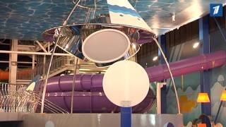 В Виймси открылся новый аквапарк(, 2015-08-14T07:18:35.000Z)