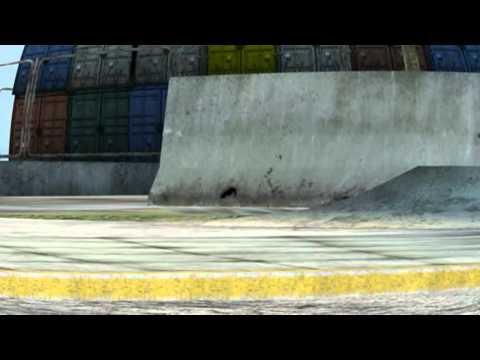 Skate 3 Barrier Kult