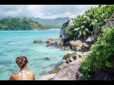 Honeymoon Dubai & Seychelles 2016