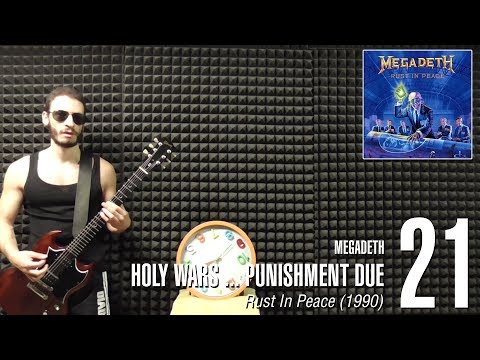 25 METAL RIFFS PLAYED AT 230bpm
