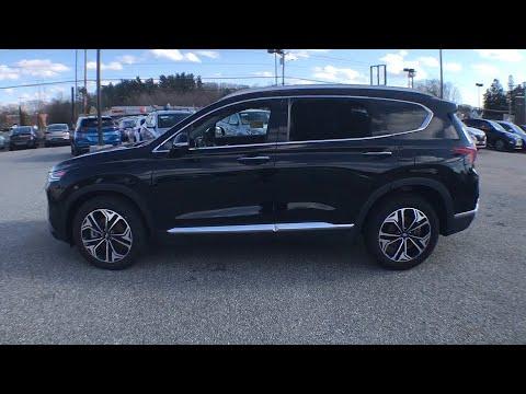 2020 Hyundai Santa Fe Near Me Milford, Mendon, Worcester, Framingham MA, Providence, RI H2151