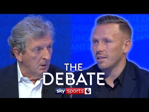 Has Rooney chosen Everton over England? | The Debate with Roy Hodgson & Craig Bellamy