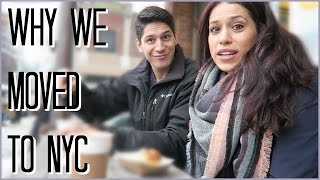 Moving to NYC (The NYC Couple)