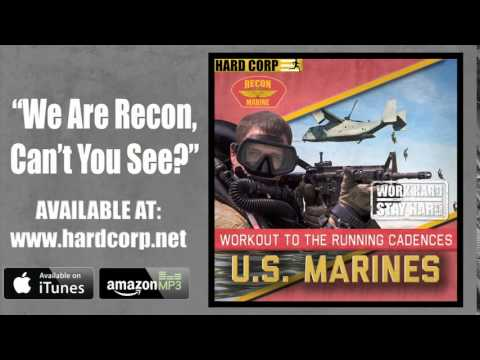 WE ARE RECON CAN'T YOU SEE? - CADENCE