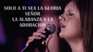 Solo a ti /Marcela Gandara-Letra
