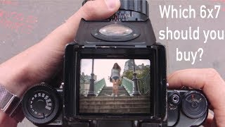 Which 6x7 Medium-Format camera should you buy?
