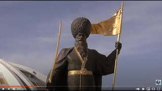TARTARIA - Mystery Of Ashgabat Turkmenistan  - with James/SAMFU