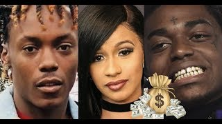 Kooda B Out On Federal Bail Dropping Video and Music, Cardi B Is Fed Up, Kodak Black Almos ...