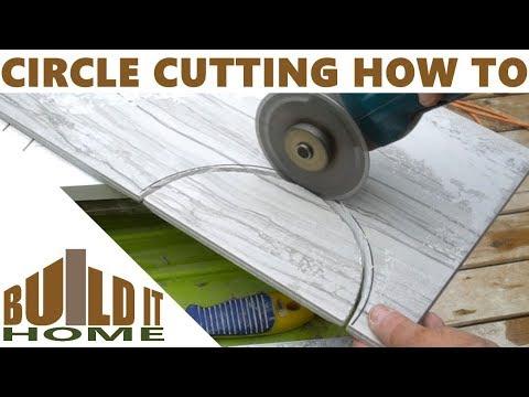 How Do You Cut A Hole In Ceramic Tile | Tile Design Ideas