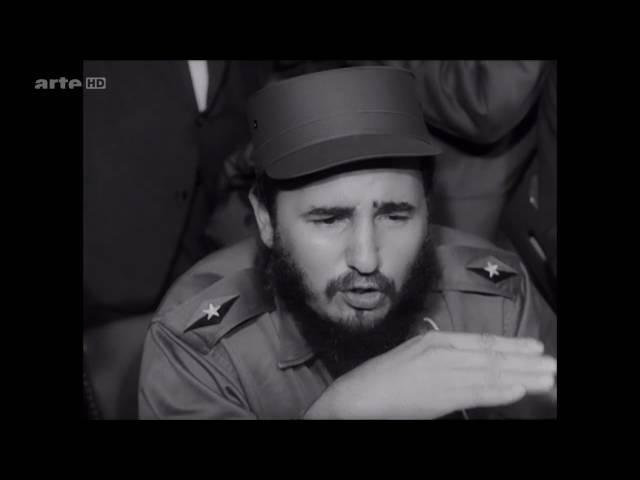 Verschollene Filmschätze S04E08 1960 Fidel Castro vor der UNO
