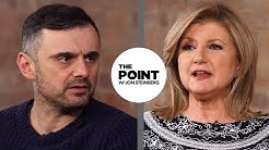 Very Different Views on Work-Life Balance with Arianna Huffington & Gary Vaynerchuk - The Point