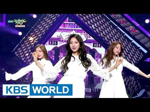 Lovelyz - Now, We | 러블리즈 - 지금, 우리 [Music Bank / 2017.05.12]