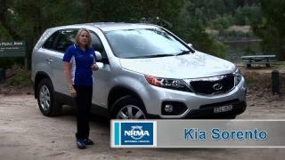 2010 Kia Sorento Car Review Video NRMA Drivers Seat