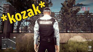 KOZACKA OCHRONA NIE MA SZANS! SYMULATOR ZŁODZIEJA - THIEF SIMULATOR #44