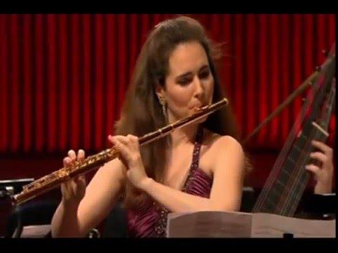 Antonio Vivaldi: Concerto for Flute and Orchestra No.2 in G Minor,OP.10 ,