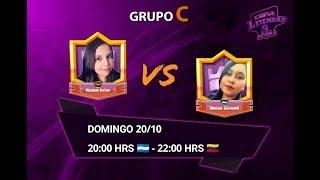 Madame Kathe vs Arias Gissell - Copa Leyendas of Girl