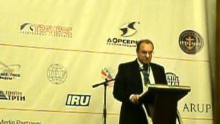 видео VI Московский конгресс по интеллектуальным транспортным системам