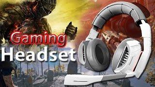 gamdias Hephaestus Gaming Headset Review! (with sound test)