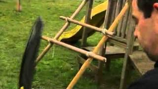 trampoline ingraven - inbouwtrampoline - www.kinderenkoning.be