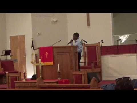 New Waves of Joy Youth Revival Night 2- Part 3 Jared Sawyer Jr