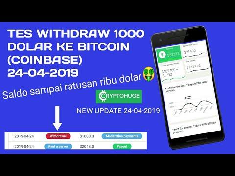 bitcoin 1000 de dolari