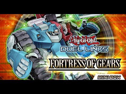 Yugioh Duel Links - Fortress of Gears Deck - Great Power - Loaner Deck Challenge