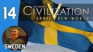 Technological Problems - Civilization 5: BNW - Game of the Month 109 - Sweden: Part 14