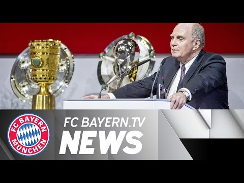 2016 AGM, Hoeneß re-elected president