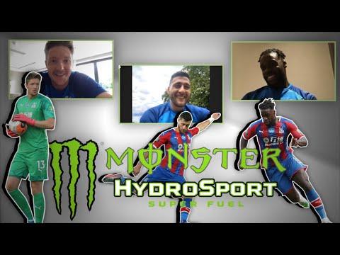 WEIRDEST PRE-MATCH ROUTINE? | Schlupp, Hennessey and Ward take the Monster Hydro Hot Seat