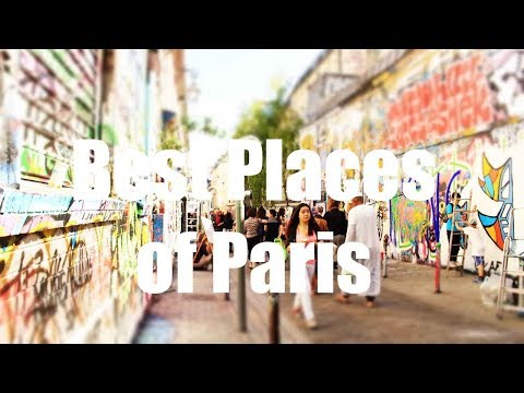 The best places to see in Paris | Canon HD | Virtual Trip