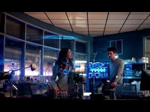 The Flash 5x06 - Snowbarry scenes (part 2)