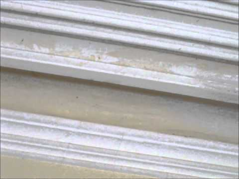 Plastering How To Run A Cornice Mold - Freehand ~ Hawthorn Plaster Repairs