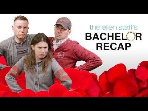 The Ellen Staff's 'Bachelor' Recap: Colton's Fence Jump Revealed!