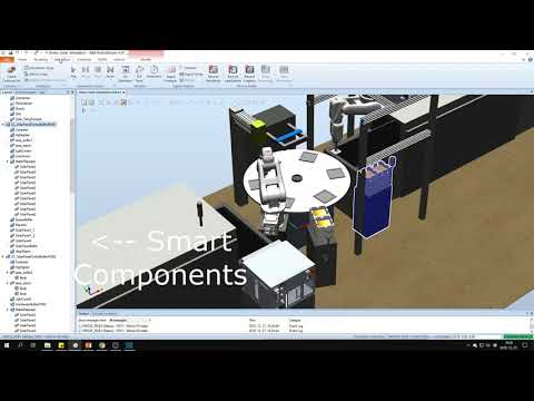 Bevezetés RobotStudio Smart Components