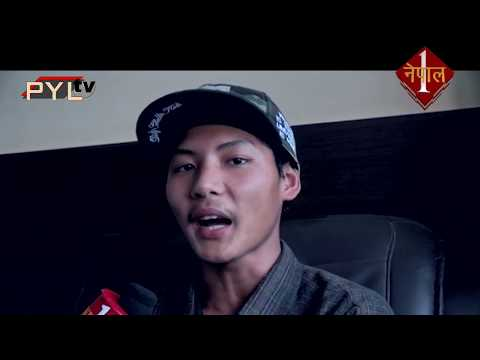young rapper vten saying my best friend is still a khalasi(Full HD)