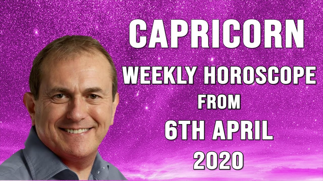 Weekly Horoscopes from 6th April 2020