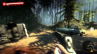 Dead Island Multiplayer Gameplay Online Test AMD 6870 1GB GDDR5