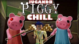 Roblox piggy,partidas casuales
