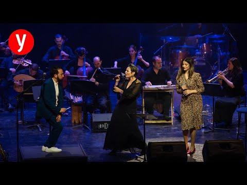 מופע המחווה לפיירוז בבית האופרה הישראלית