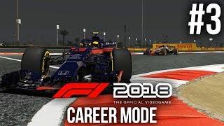 F1 2018 Career Mode Gameplay Walkthrough Part 3 - TERRIBLE START (Round 2)