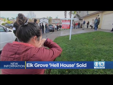 Elk Grove 'Hell House' Sold