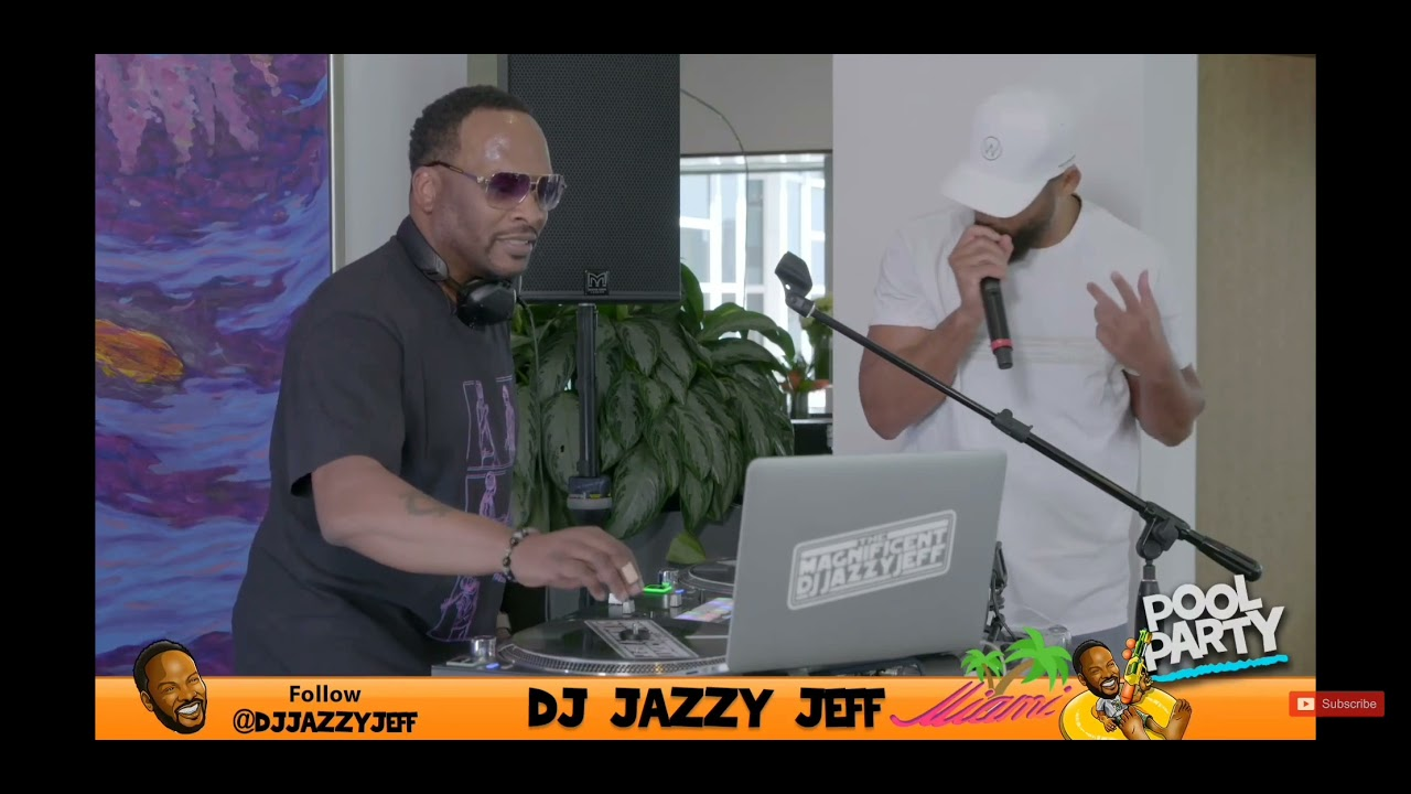 Download The Fresh Prince and DJ Jazzy Jeff reunite on The Magnificent Pool Party.