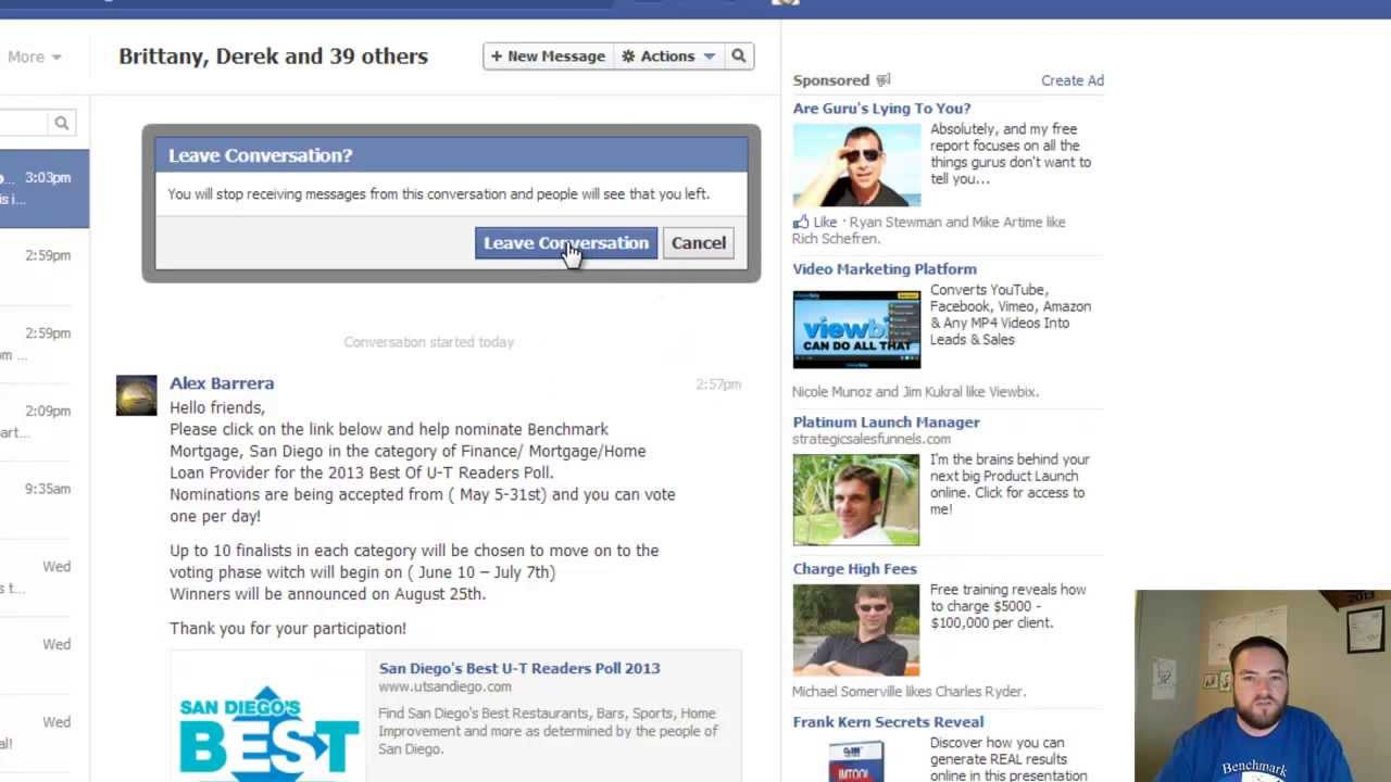 Undo Delete On Facebook