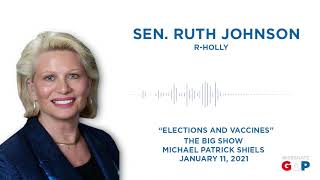 Sen. Johnson talks elections, COVID-19 vaccine on Michigan's Big Show