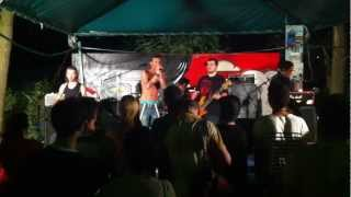 Last Stroke - Seven @ Biasola (Sputnik Rock 2012)