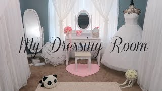 My Dressing Room | Every Day Is Like A Wedding Day!!!