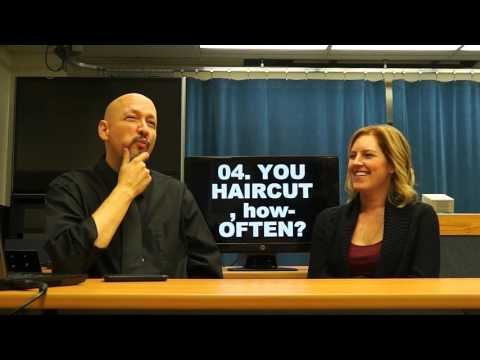 American Sign Language - ASL Lesson 21