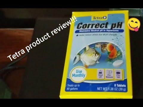 Tetra Review: Correct PH!!!