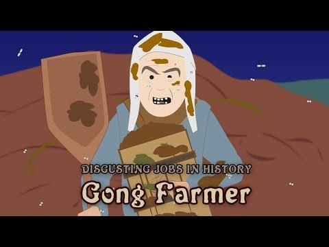 Gong Farmer (Worst Jobs in History)