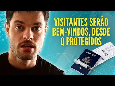 Passaporte da Vacina Será Obrigatório em Santa Catarina? 🤔💉 Entenda